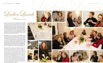 Vienna Deluxe Spring 2009: Ladies Lunch