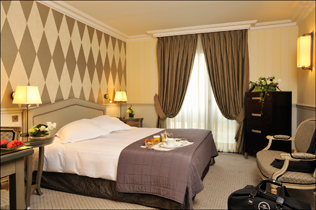 Hotel de Vigny, Suite