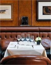 Hotel de Vigny, Baretto Restaurant